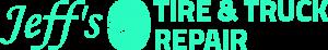 Jeff's Tire and Truck Repair logo